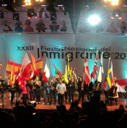 XXXII Fiesta Nacional del Inmigrante 2011