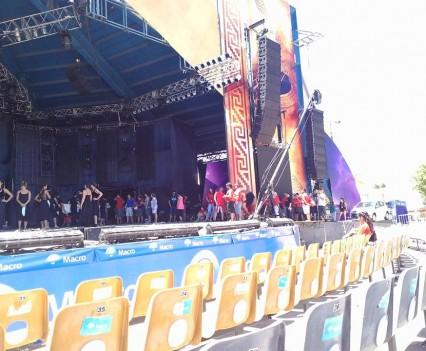 Das Aero 50 Festival de Cosquín (Cba)