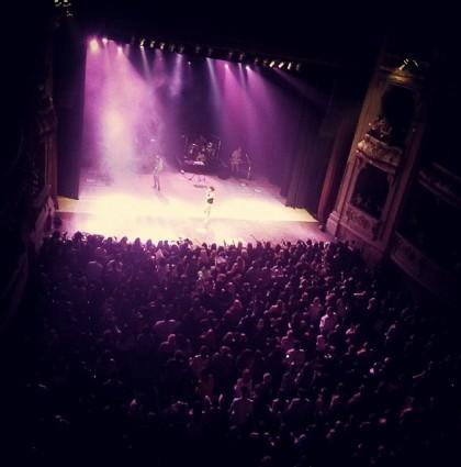 MIranda | Teatro El Circulo 2014